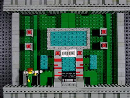 LEGO Bionic Commando