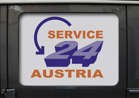 Crazy Service 24 Austria Advertisement 5