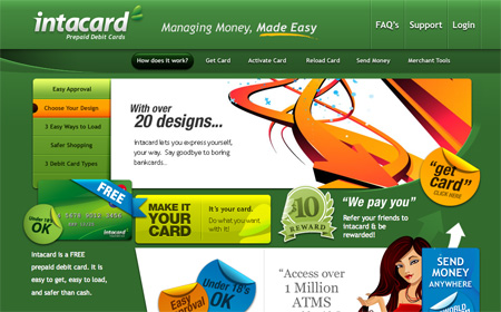 Green CSS Designs 02