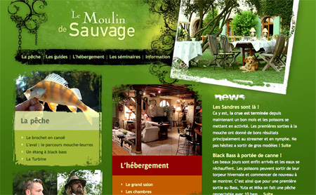 Green CSS Website Designs 13