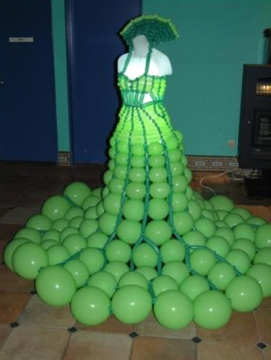 Creative Balloon Art 15