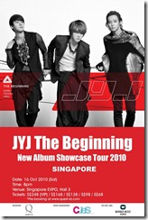 Quest JYJ Promo Poster