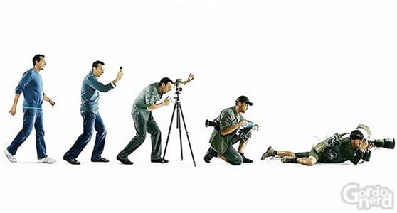 evolucao fotografo profissional A evolução de um fotógrafo profissional