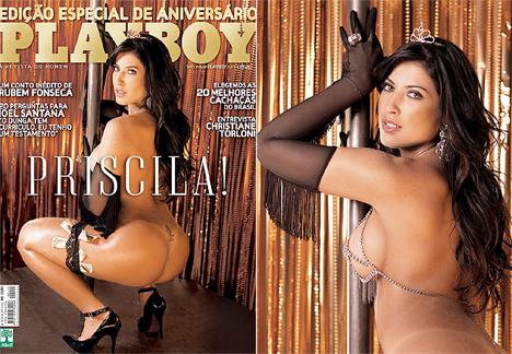 hype priscilaplayboy Fotos Priscila BBB nua na Playboy