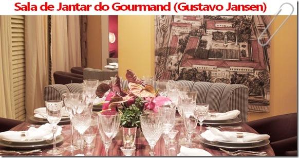 Sala de Jantar do Gourmand (Gustavo Jansen)