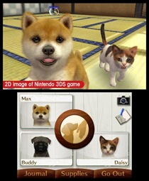 Nintendogs Cats Os Rose Nventaire