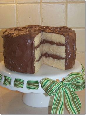 Ribbon Cake stand med26
