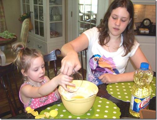 Girls Cake 8