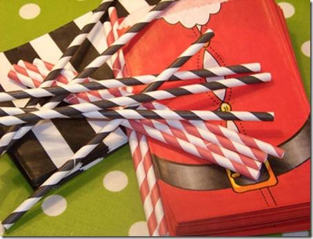 Bags Christmas Santa Suit 2 med