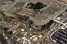 Impacto en el Pentágono