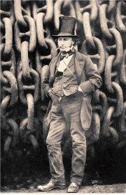 Isambard Kingdom Brunel, ingeniero británico (1806-1859)