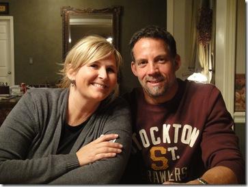 Mark & Jenny