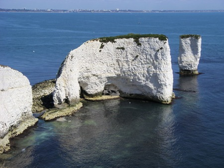 Old Harry Rocks 01