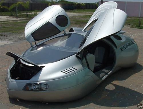 Amazing Alien Car Mod 04