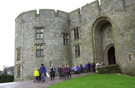 Chirk Castle, Wrexham