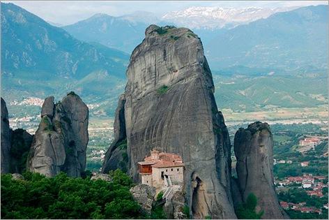 Meteora, Greece 01