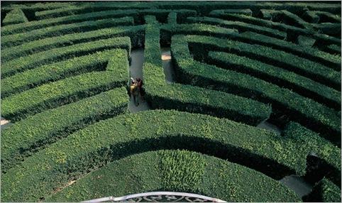Il Labirinto D'Amore, Stra, Italy