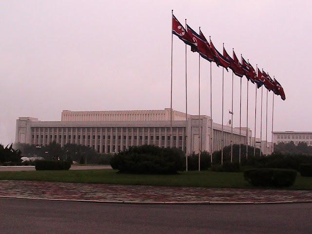 Fotos de las Crónicas de Un Viaje a Corea Asamblea%20Popular%20Suprema