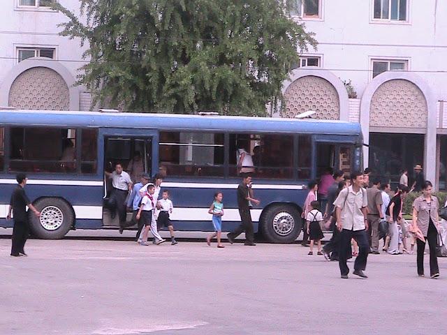Fotos de las Crónicas de Un Viaje a Corea Autobus%20urbano