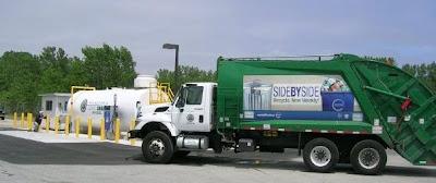 pic of Biofuels Tank & Truck