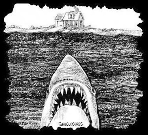 FloreClosuresGate Shark FORECLOSURE GATE: Une véritable industrie de l'expropriation
