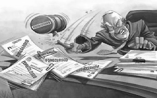 FloreClosuresGate Juge FORECLOSURE GATE: Une véritable industrie de l'expropriation