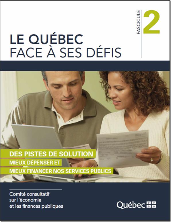 Le Québec face à ses défis - Fascicule 2