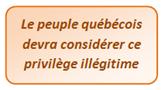 Le peuple Québécois