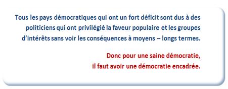 Saine démocratie