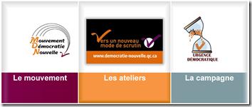 Mouvement Démocratie Nouvelle