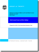 IMF - Meetings of G-20 Finance Ministers and Central Bank Governors