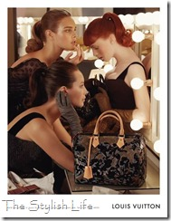 lv fall 2010 ad campaign