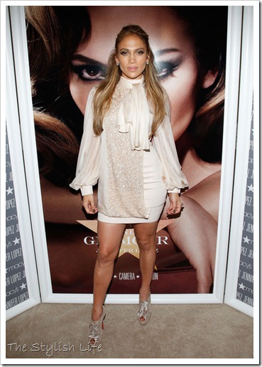 Jennifer Lopez FNO Macys Herald Square