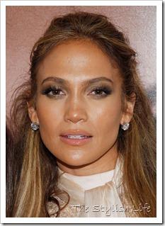 Jennifer Lopez FNO Macys Herald Square classic jlo face