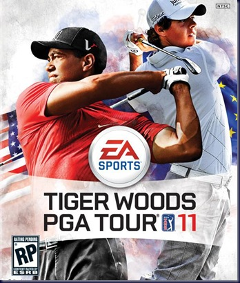 tiger woods pga tour 11 rory mcilroy