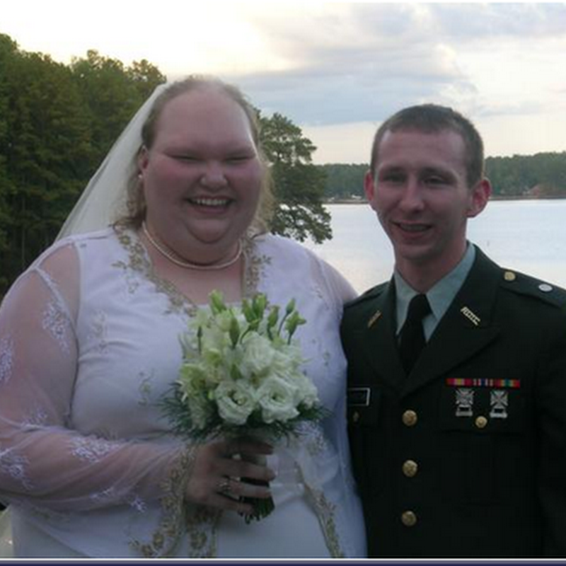 Chad Campbell's Sister Marries Elite US Marine