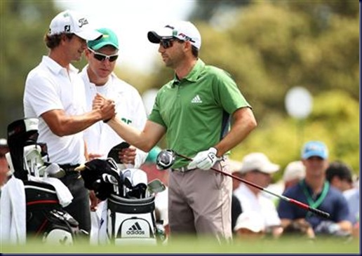 sergio and adam scott