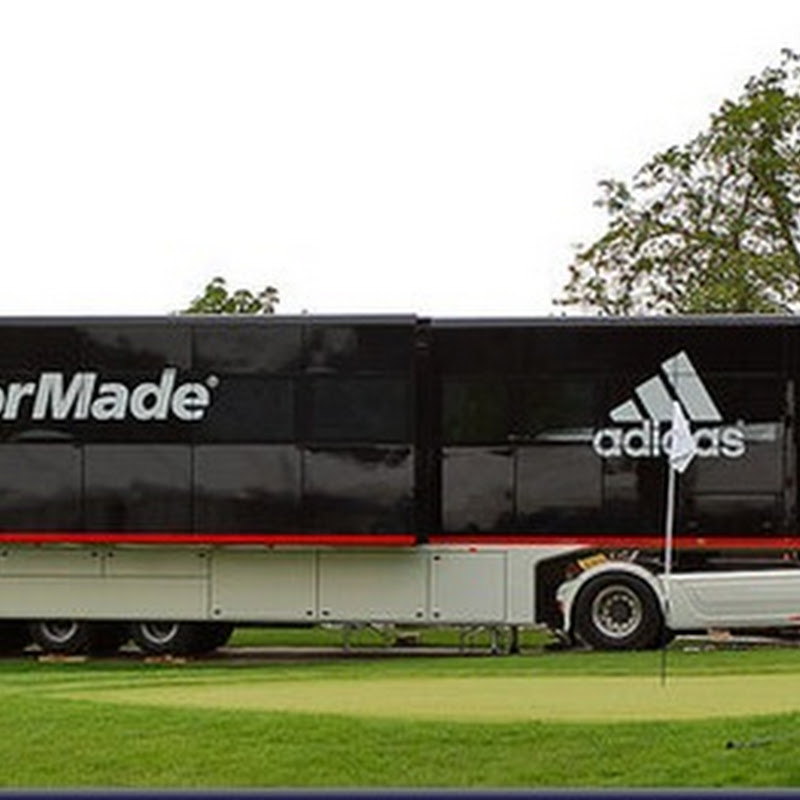 On The TaylorMade Truck: At The Masters with Derek Murray, Foregolf