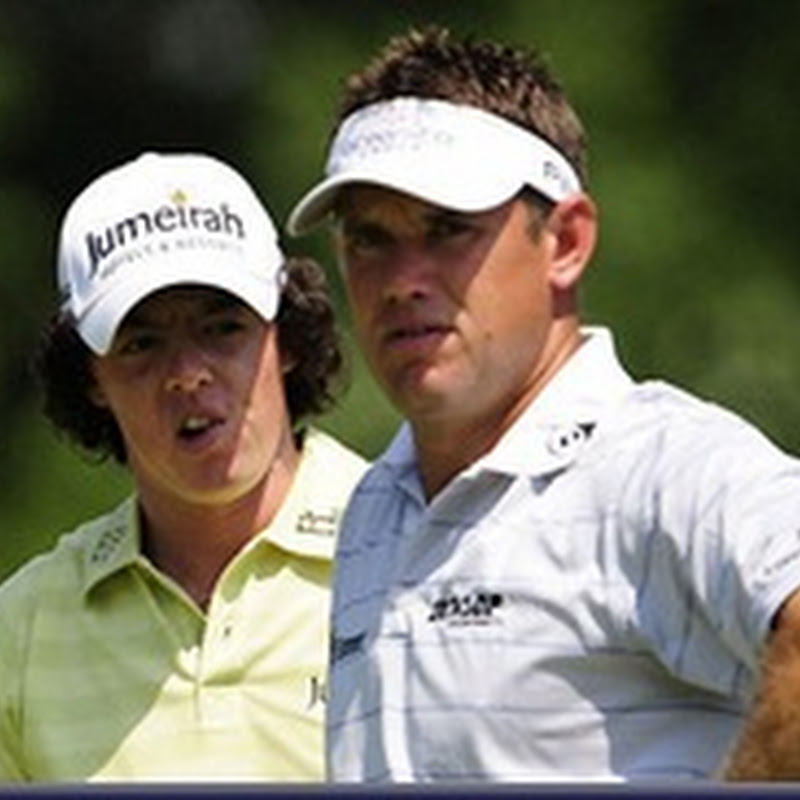 Westwood Tells Rory To Be Himself