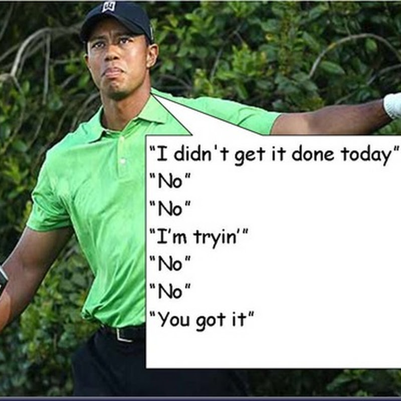 McGinley and Roe Not Fans Of Tiger's New Interview Technique