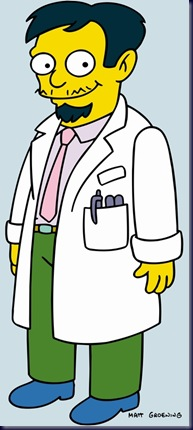THE SIMPSONS.  Dr. Nick Riviera on THE SIMPSONS on FOX.  ™©2002THE SIMPSONS and TTCFFC ALL RIGHTS RESERVED  ™©2002FOX BROADCASTING  CR:FOX