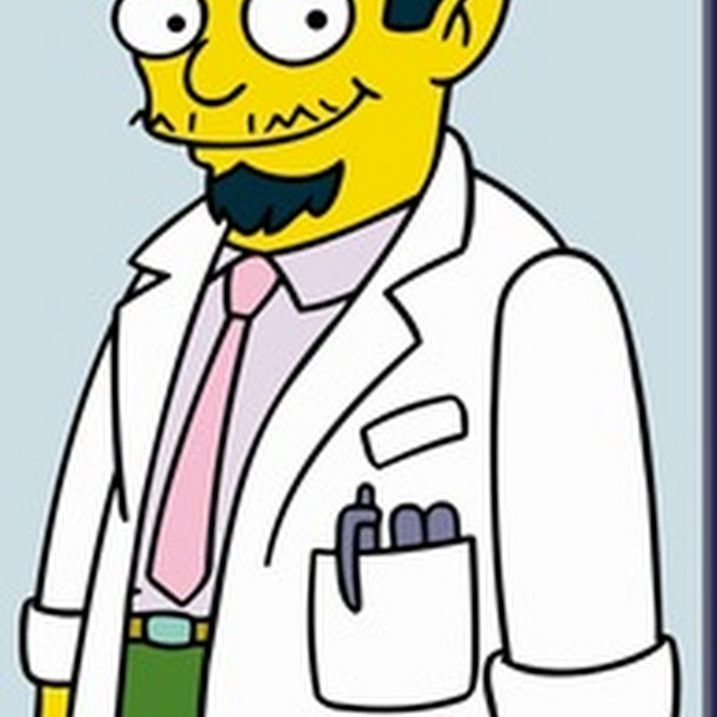 Is Tiger Woods' Doctor In The Simpsons?