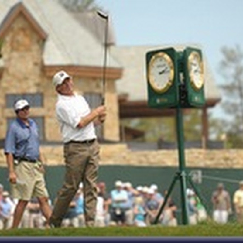 Couples Leads Senior PGA at Halftime