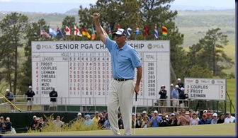 tom lehman wins PGA