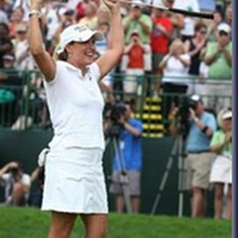 Kerr Cruises To LPGA Win