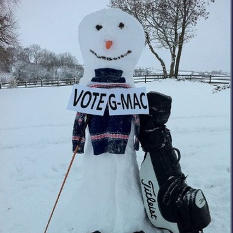 Dont Forget To Vote For GMac Tonight in SPOTY 2010