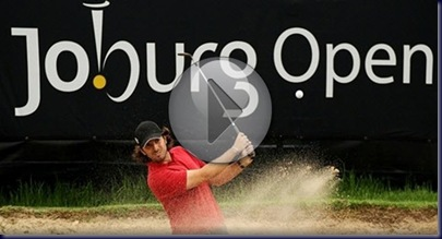 2011 Joburg Open third  round highlights