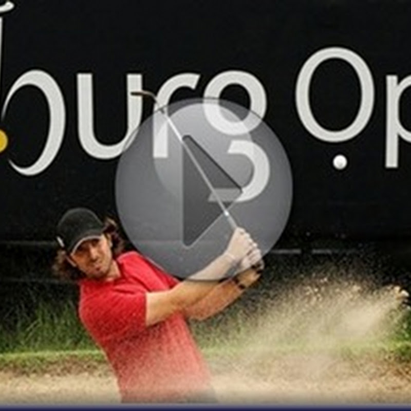 2011 Joburg Open Third Round Highlights and Leaderboard
