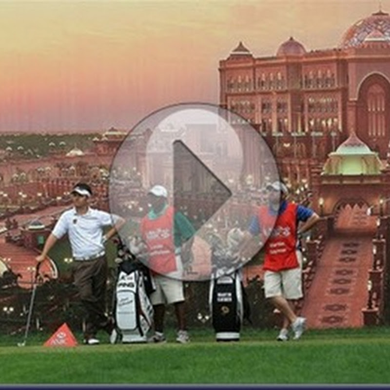 Abu Dhabi HSBC Golf Championship 2011 Second Round Highlights- European Tour