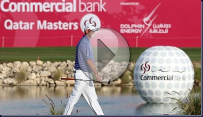 2011 qatar masters third round highlights